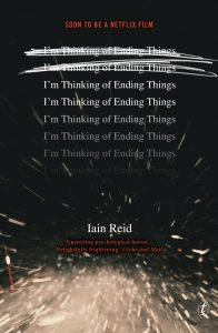 I'm Thinking of Ending Things book cover