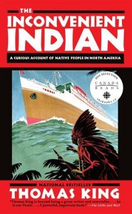 Inconvenient Indian book cover