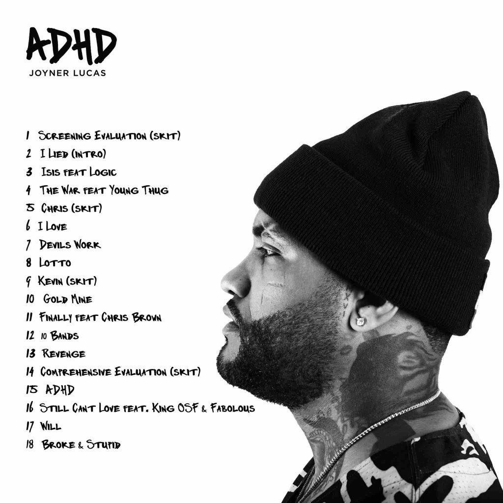 Joyner-Lucas-ADHD-tracklist