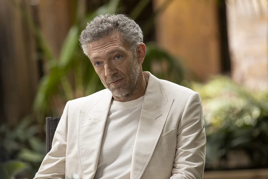 Westworld Season 3 Vincent Cassel