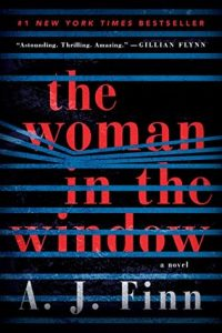 Woman in the Window Book Cover