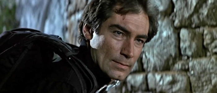 james bond ranked the living daylights