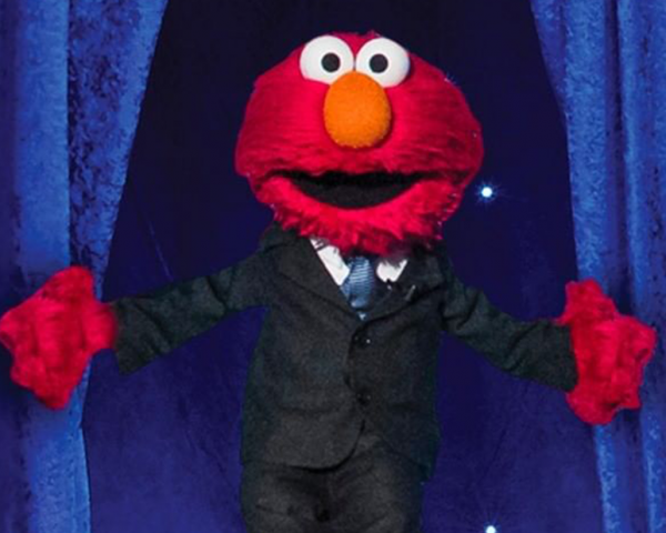 A still from The Not-Too-Late Show with Elmo