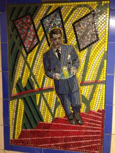 Cary Grant in a scene from 1941's Suspicion