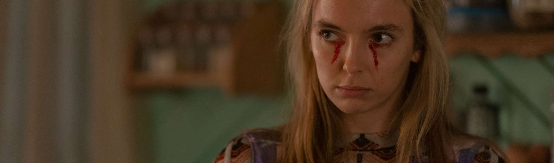 Killing Eve 3.05 Villanelle Bleeding Eyes