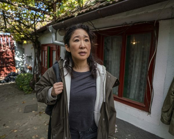 Killing Eve Sandra Oh