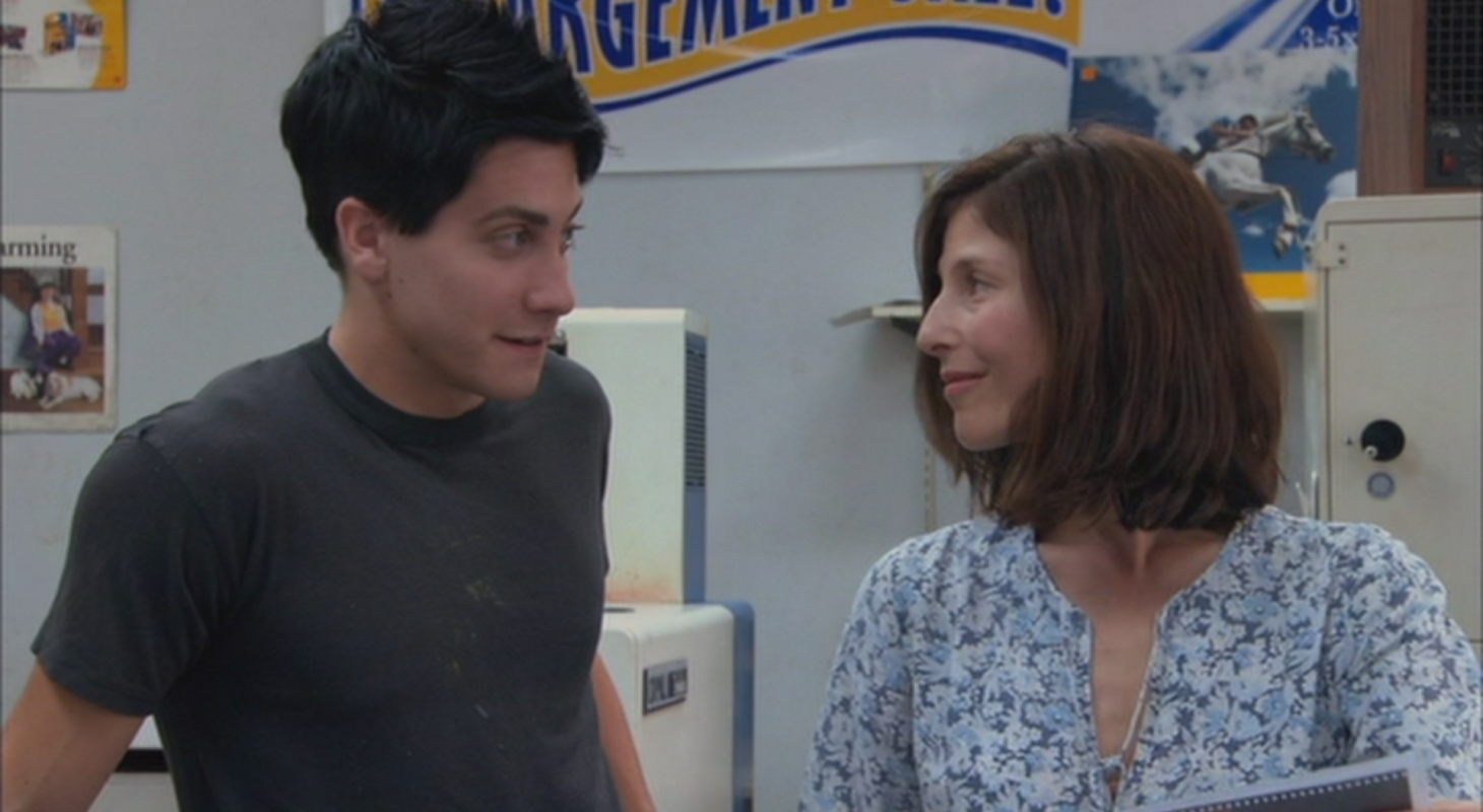 Jake Gyllenhaal and Catherine Keener in Lovely and Amazing