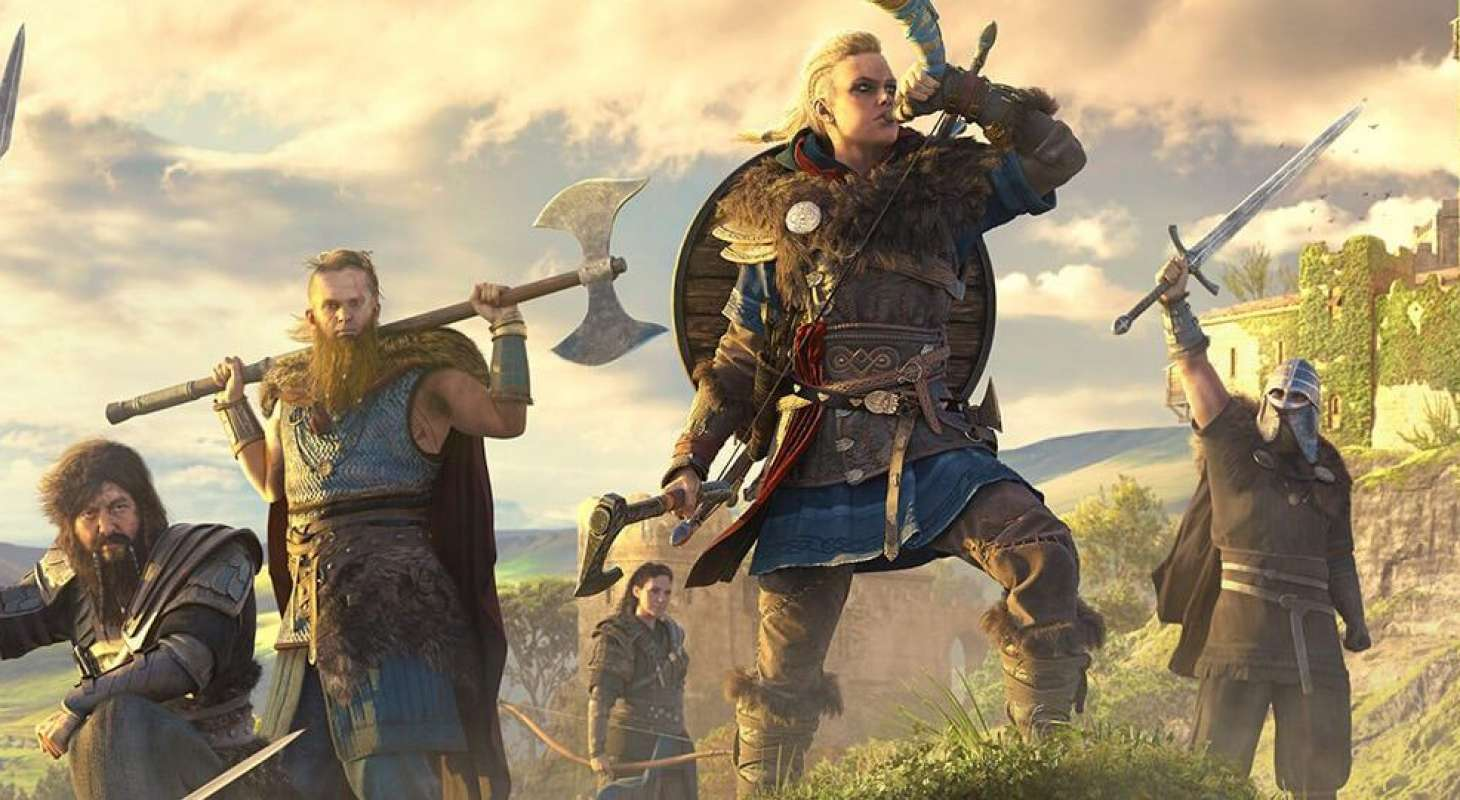 Ubisoft Forward Assassin S Creed Valhalla Hands On That Shelf