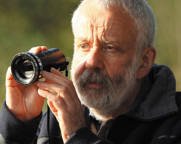 film director Mike Leigh