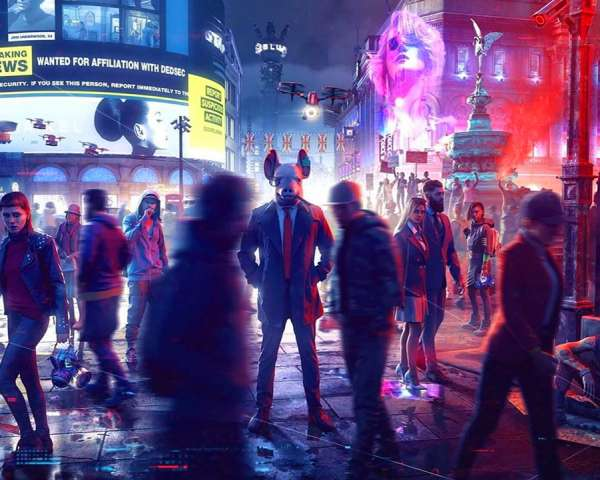 Watch Dogs: Legion Preview