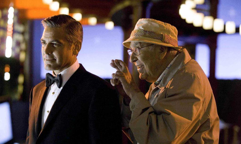 Carl Reiner George Clooney Ocean's Thirteen