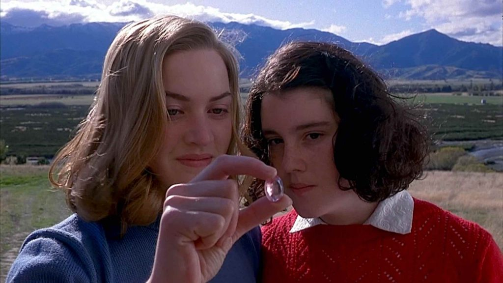 Heavenly Creatures ate Winslet