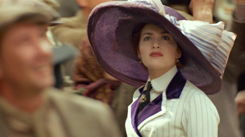 Kate Winslet Titanic hat