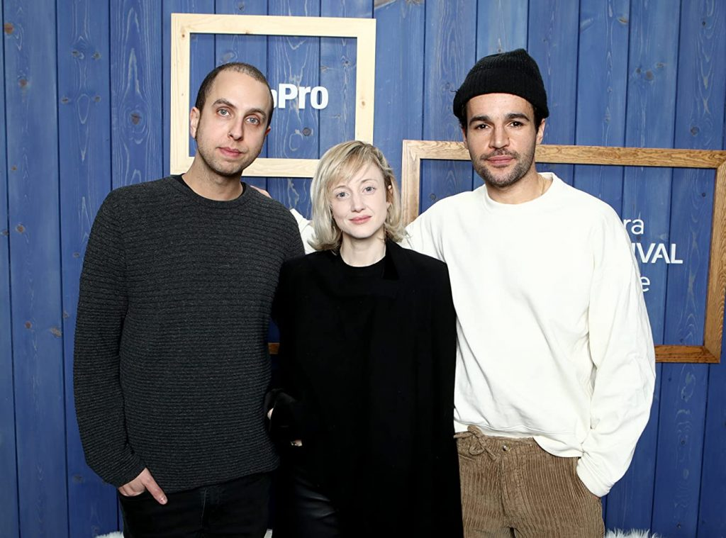 Possessor Brandon Cronenberg Andrea Riseborough Christopher Abbott