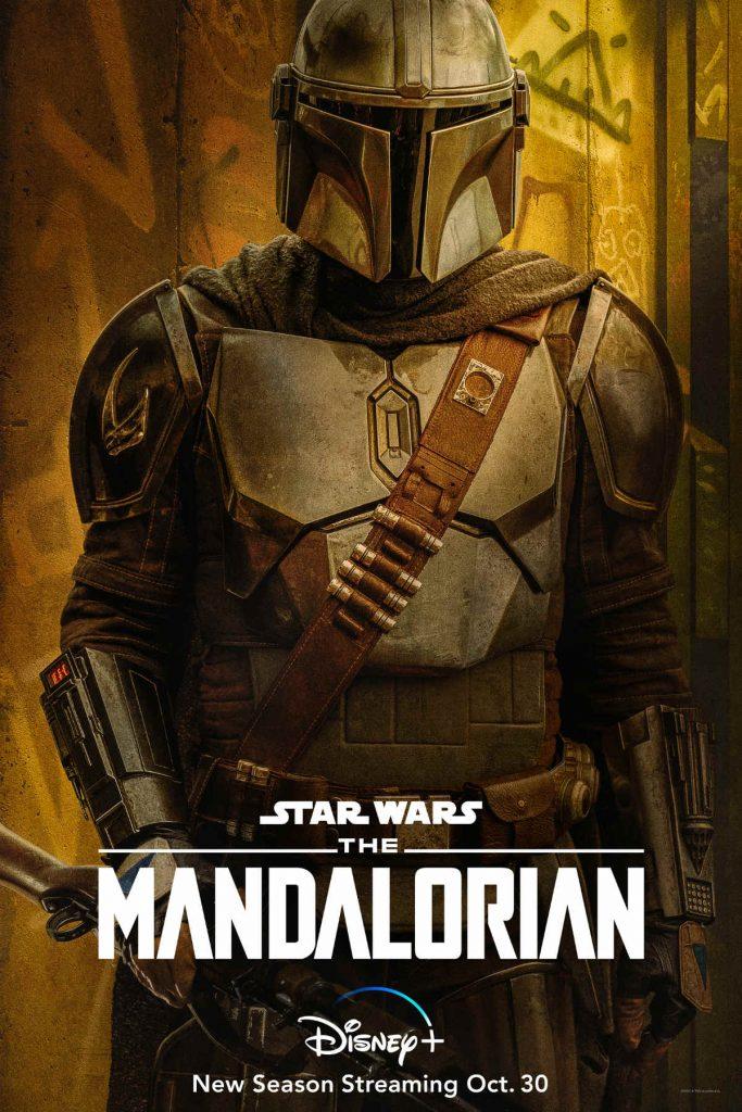 The Mandalorian-Poster-The-Mandalorian