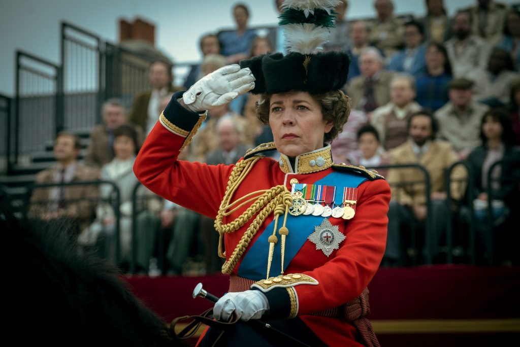 The Crown Season Four Olivia Colman