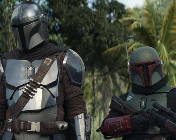 Boba Fett The Mandalorian Featured