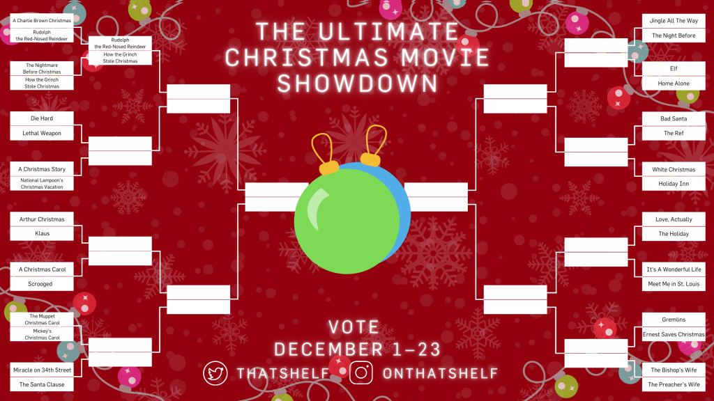 Ultimate Christmas Movie Showdown Dec 3 Update