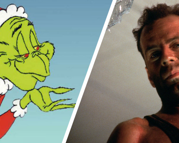 Grinch, Die Hard