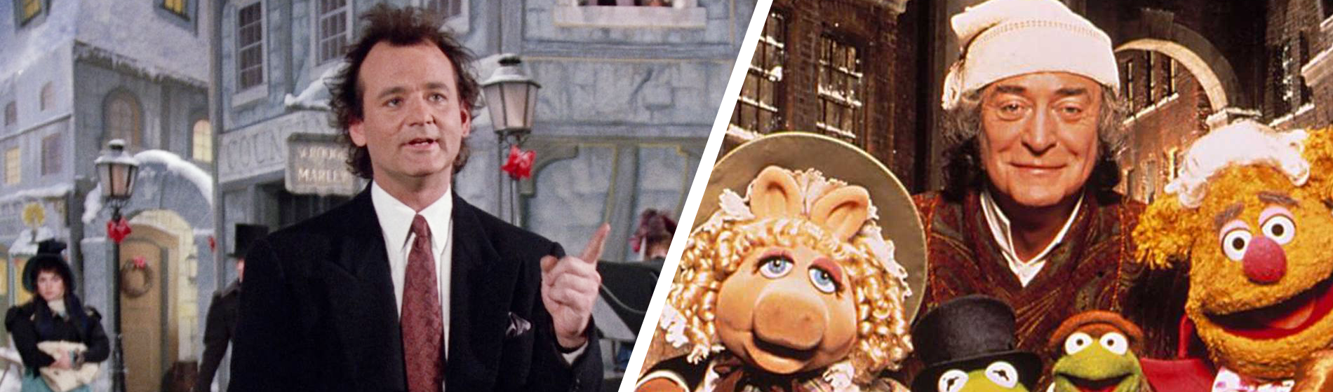 Scrooged, The Muppet Christmas Carol