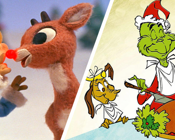 Rudolph the Red-Nosed Reindeer, How the Grinch Stole Christmas