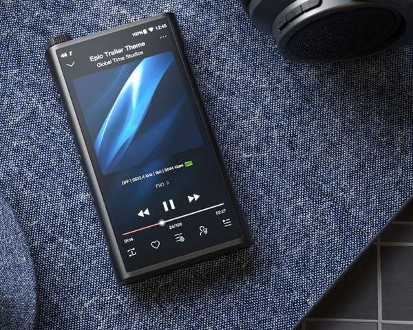 Fiio M15 Flagship DAP Review Unboxing