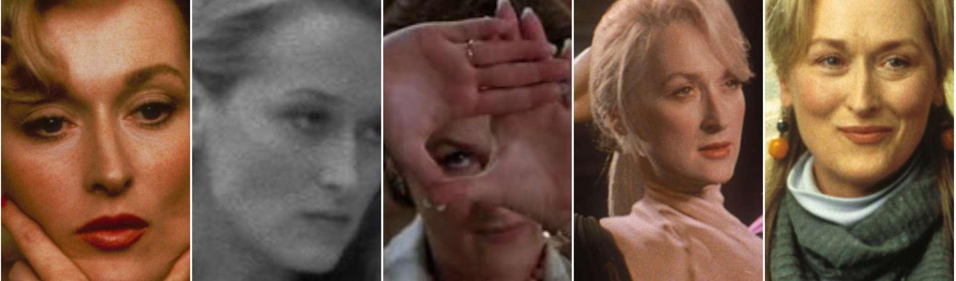 Meryl Streep Photo grid