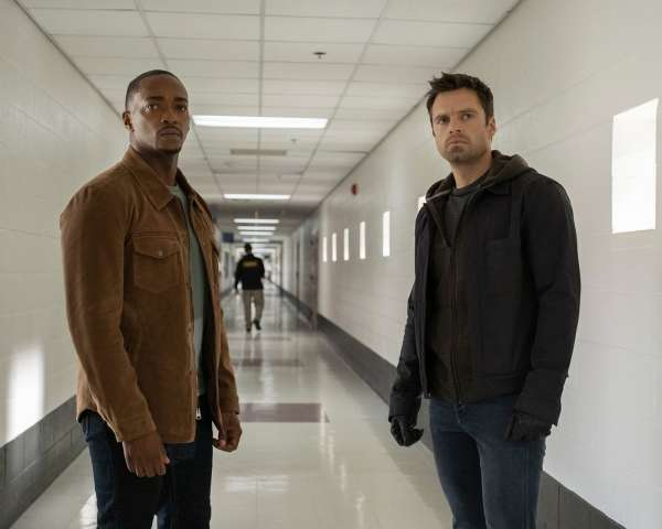 Falcon and the Winter Soldier Malcolm Spellman Interview - Featured