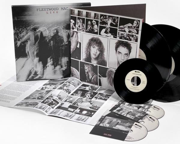 Fleetwood Mac Live Deluxe Edition Box Set