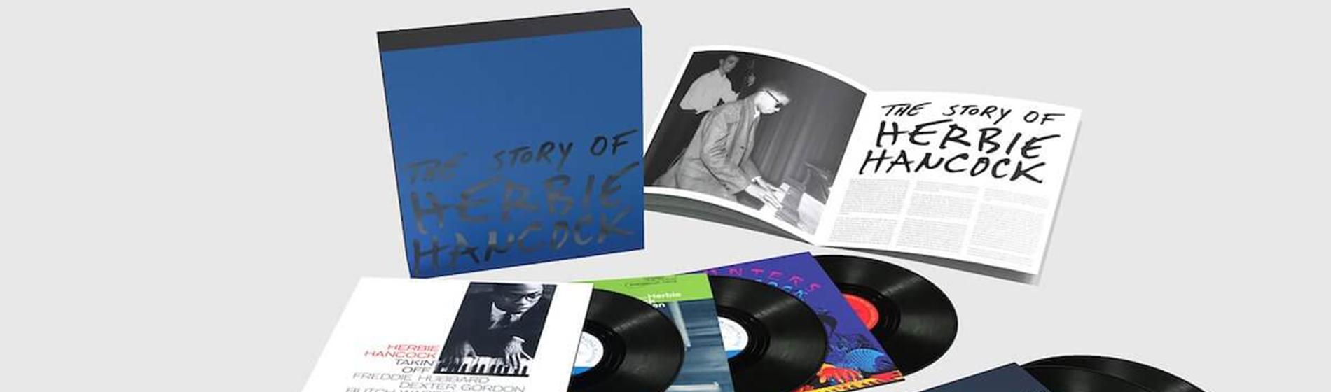 Vinyl Me Please Anthology The Story of Herbie Hancock