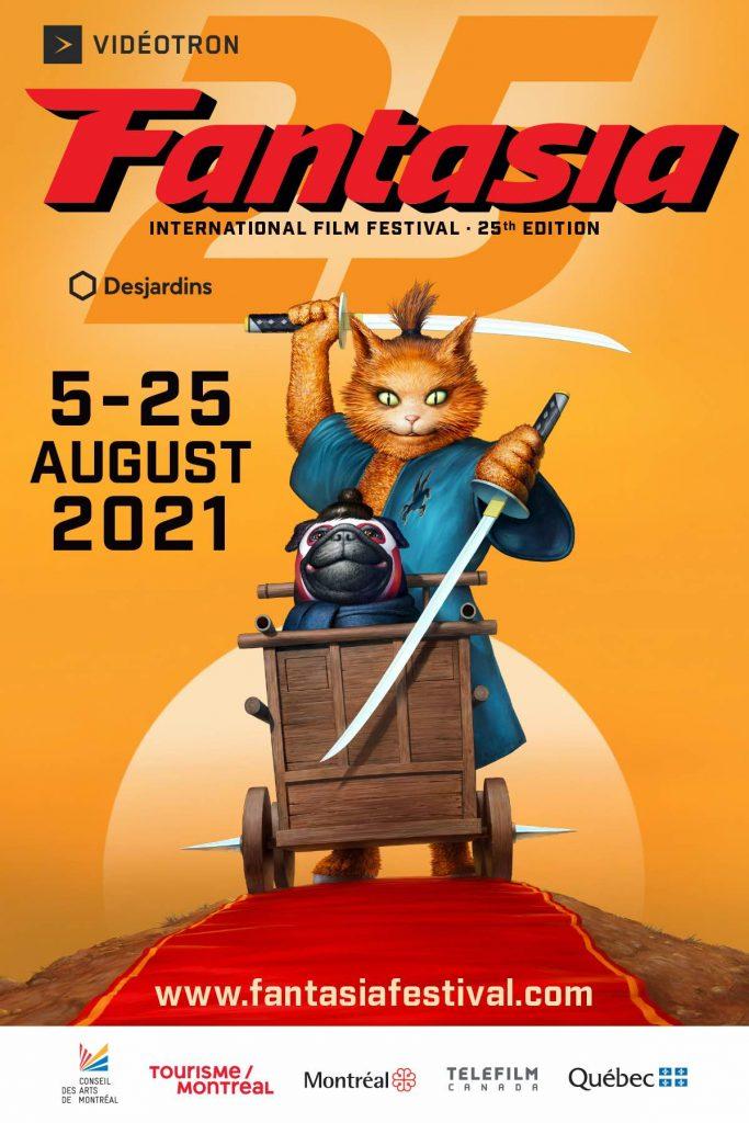Fantasia 2021 Poster
