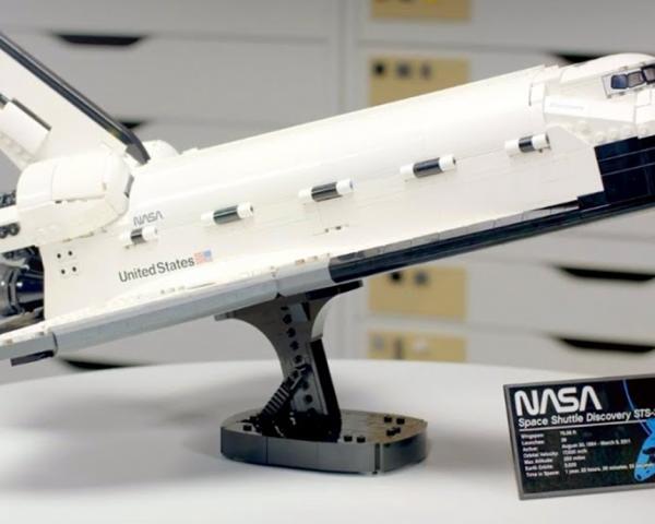 Lego Space Shuttle 10283
