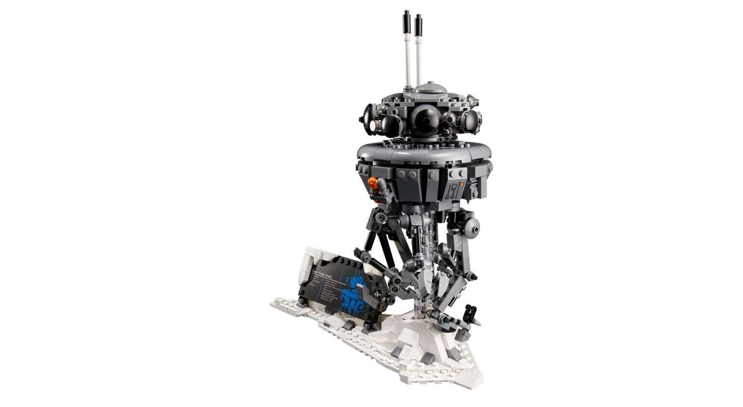 Lego Star Wars Probe Droid