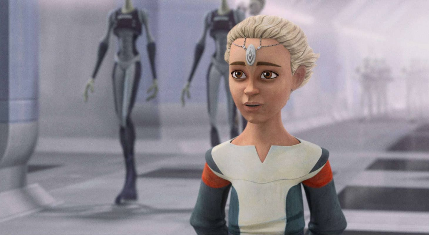 Star Wars: The Bad Batch premiere