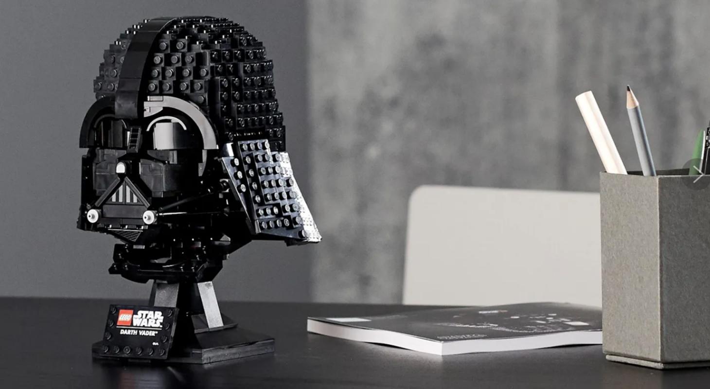 LEGO® Vader helmet