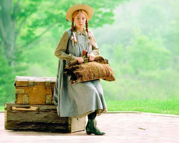 Black Hole Films podcast Anne of Green Gables movie review