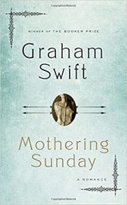 mothering sunday summer reading list