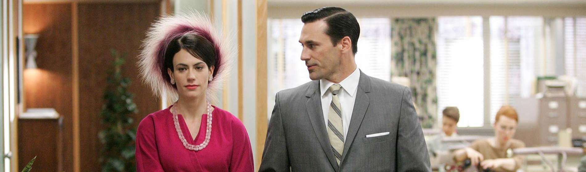 Who Is Podcast Episode 2 Mad Men