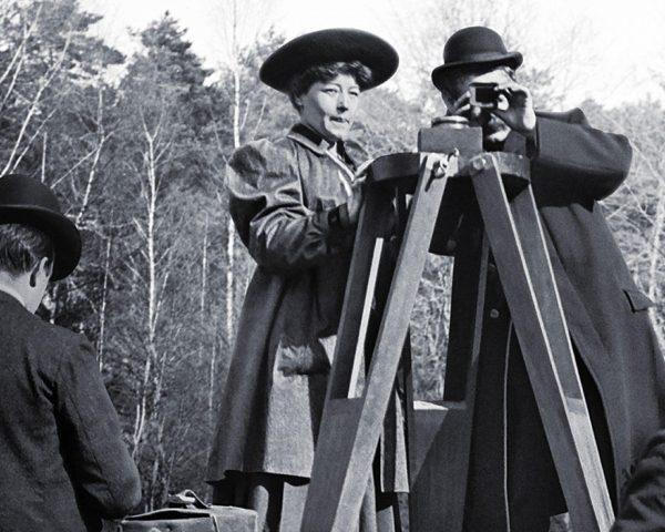 Early Women Filmmakers Alice Guy Blache