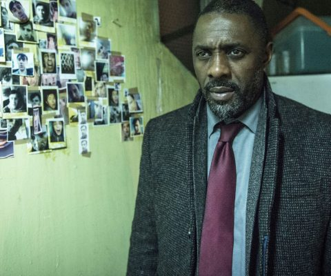 Idris Elba in Luther