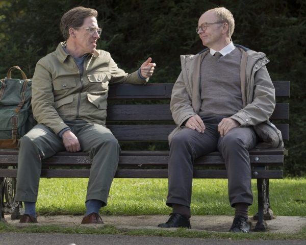 Rob Brydon and Jason Watkins in McDonald and Dodds Season 2