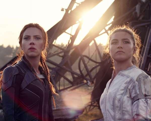 Scarlett Johansson Black Widow movie review