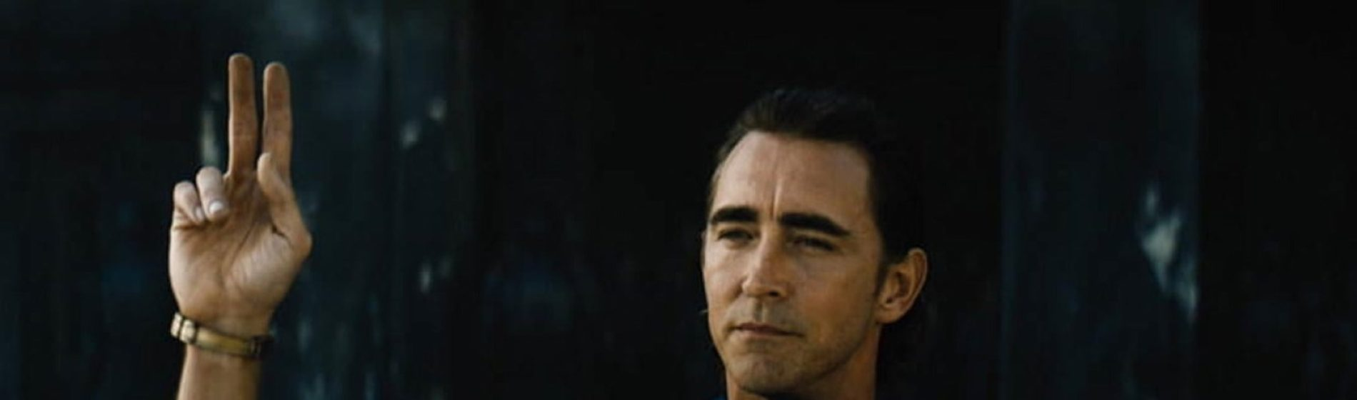 Lee Pace in Foundation