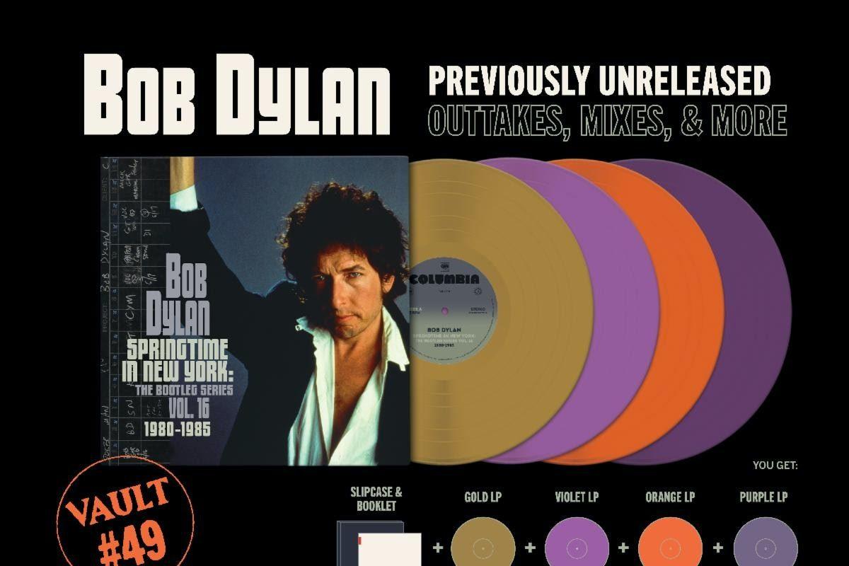 BOB DYLAN BOOTLEG SERIES 16