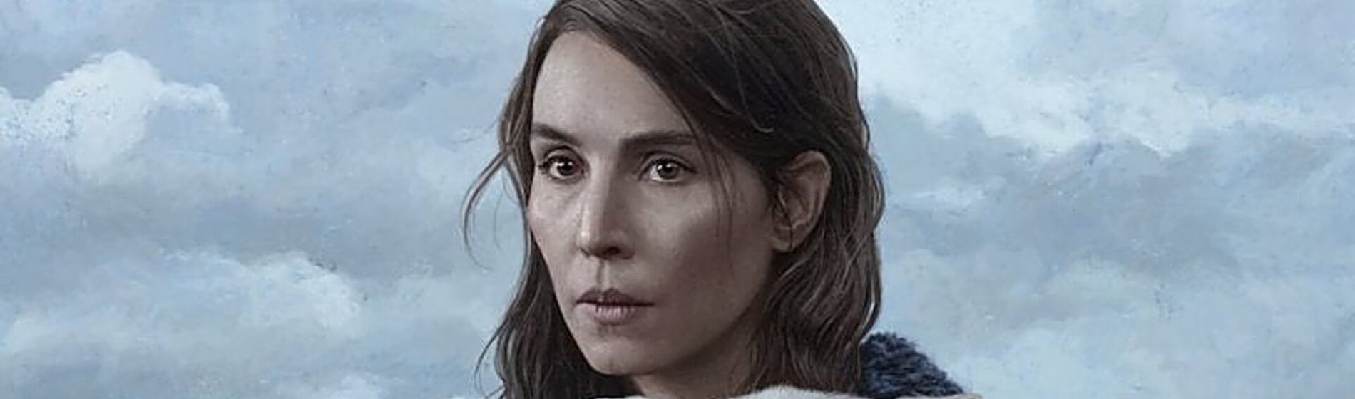 Lamb poster with Noomi Rapace